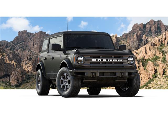 2021 Ford Bronco Big Bend 4-Door (Stk: Bronco Big Bend 4-Door) in Ottawa - Image 1 of 1
