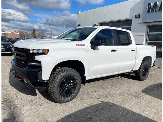 2021 Chevrolet Silverado 1500 LT Trail Boss (Stk: 21111) in Sioux Lookout - Image 1 of 6