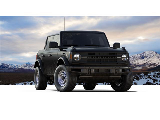 2021 Ford Bronco Base 4-Door (Stk: Bronco Base 4-Door) in Ottawa - Image 1 of 1