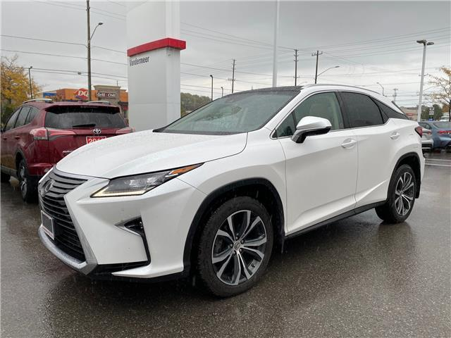 2017 Lexus RX 350 Base (Stk: W5178A) in Cobourg - Image 1 of 1