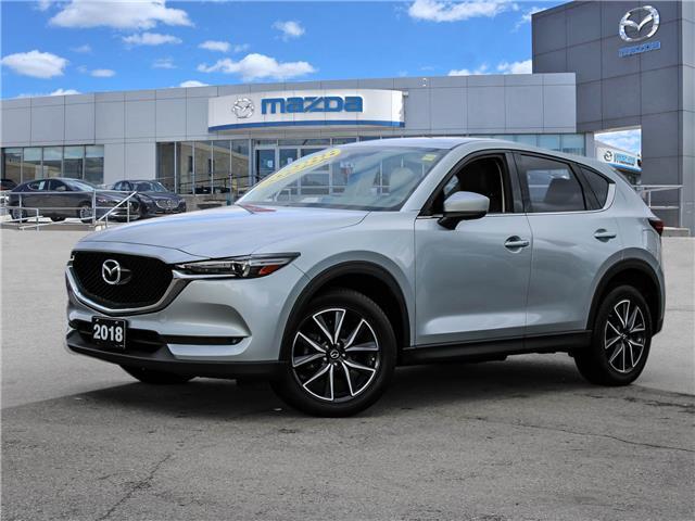 2018 Mazda CX-5 GT (Stk: U1017) in Hamilton - Image 1 of 23