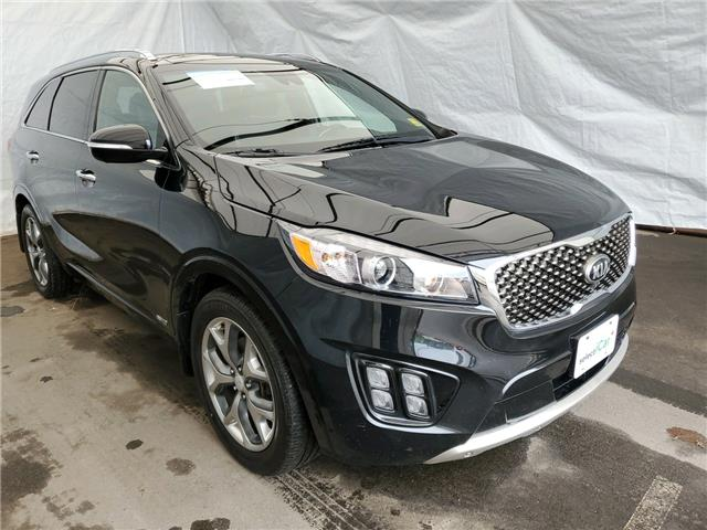 2017 Kia Sorento 3.3L SX (Stk: IU2069) in Thunder Bay - Image 1 of 21