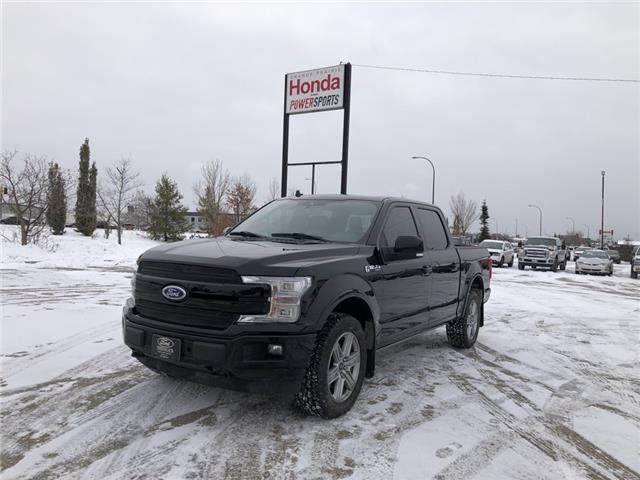 2018 Ford F-150 Lariat (Stk: P20-038) in Grande Prairie - Image 1 of 16