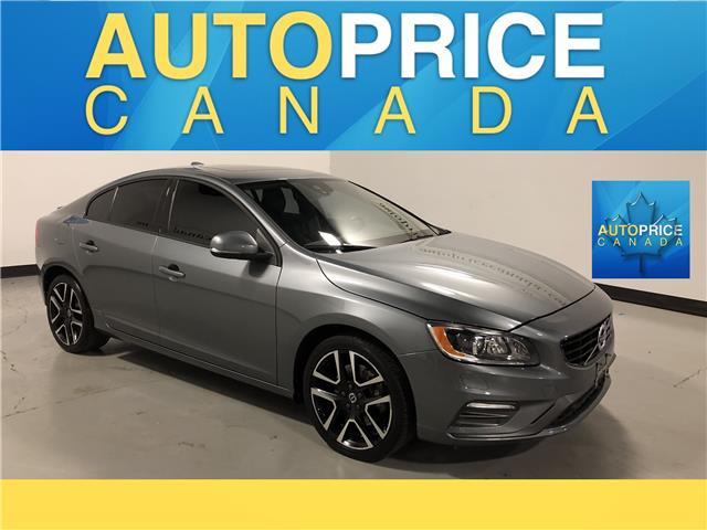 2018 Volvo S60 T5 Dynamic (Stk: W2132) in Mississauga - Image 1 of 26