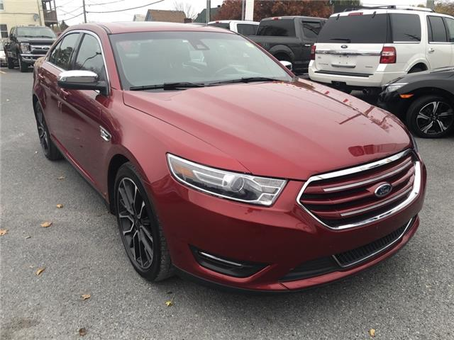 2017 Ford Taurus Limited (Stk: 20353A) in Cornwall - Image 1 of 28