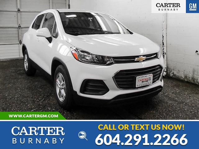 2021 Chevrolet Trax LS (Stk: T1-93880) in Burnaby - Image 1 of 13
