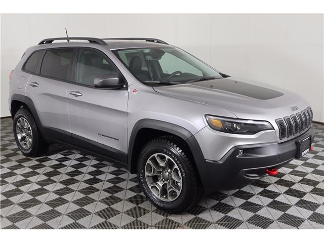 2021 Jeep Cherokee Trailhawk (Stk: 21-21) in Huntsville - Image 1 of 25