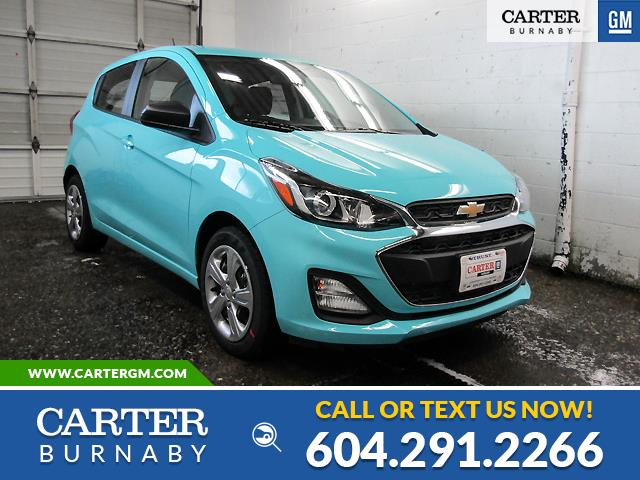 2021 Chevrolet Spark LS Manual (Stk: 41-05580) in Burnaby - Image 1 of 12