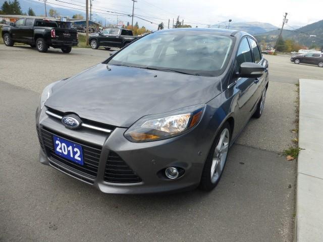 2012 Ford Focus Titanium (Stk: 80561L) in Creston - Image 1 of 17