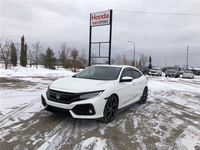 2018 Honda Civic Sport Touring (Stk: 20-135A) in Grande Prairie - Image 1 of 16