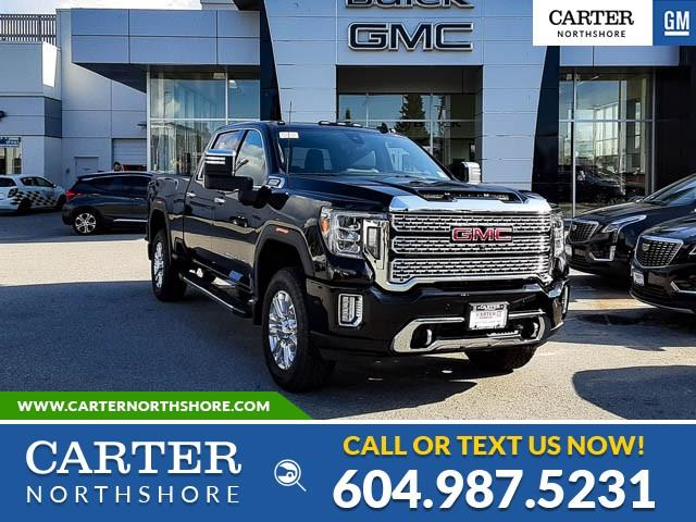2020 GMC Sierra 3500HD Denali (Stk: R19280) in North Vancouver - Image 1 of 13