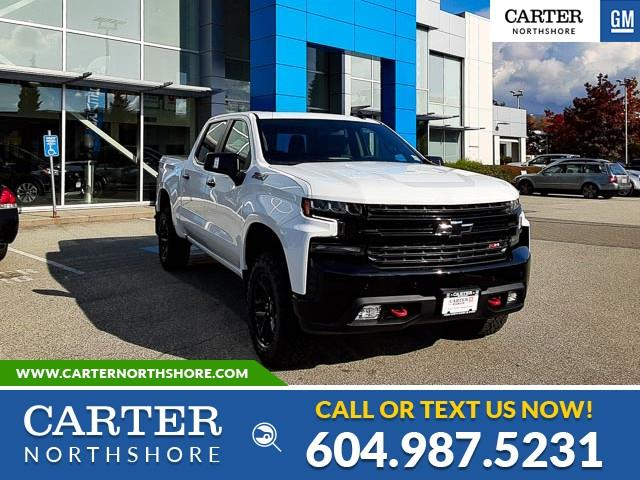 2021 Chevrolet Silverado 1500 LT Trail Boss (Stk: 1L90040) in North Vancouver - Image 1 of 13