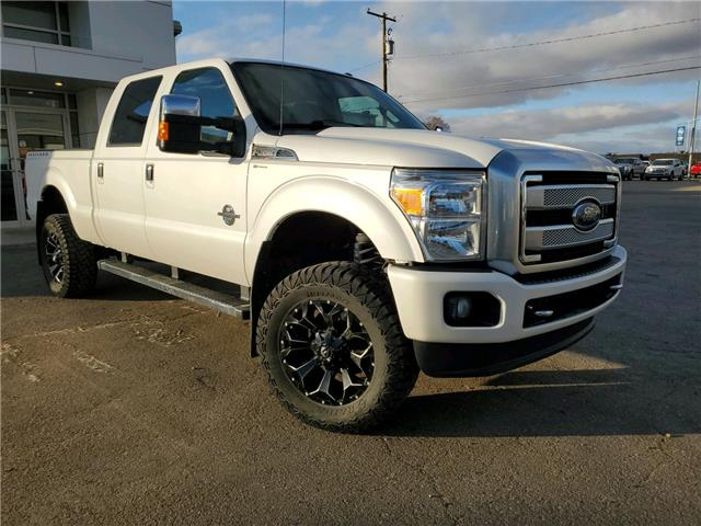 2016 Ford F-350 Lariat (Stk: 20272A) in Wilkie - Image 1 of 21