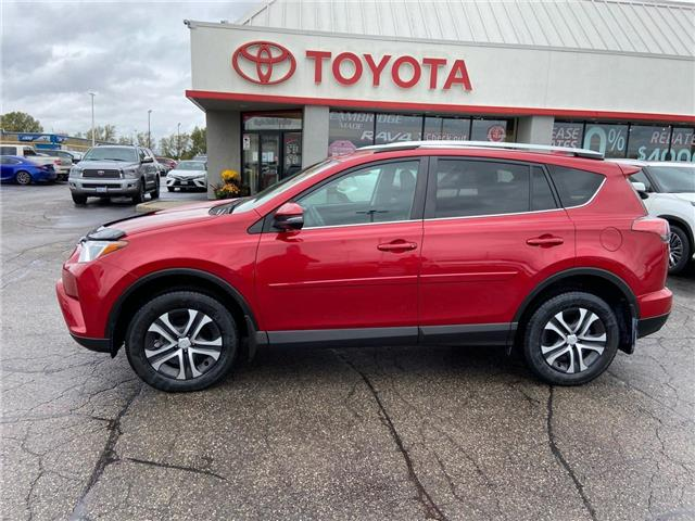 2016 Toyota RAV4  (Stk: 2010862) in Cambridge - Image 1 of 13