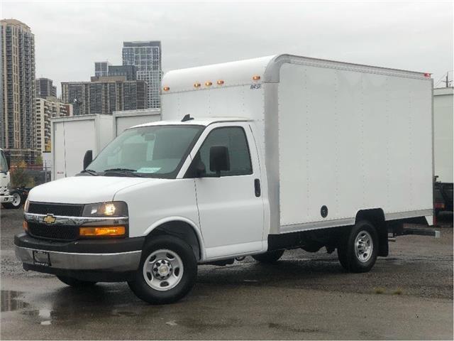 2020 Chevrolet Express New 2020 Chev. Express SRW Cube-Van (Stk: NV20419) in Toronto - Image 1 of 19