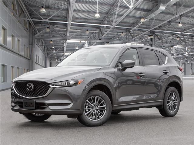 2021 Mazda CX-5 GS (Stk: 21158) in Toronto - Image 1 of 23
