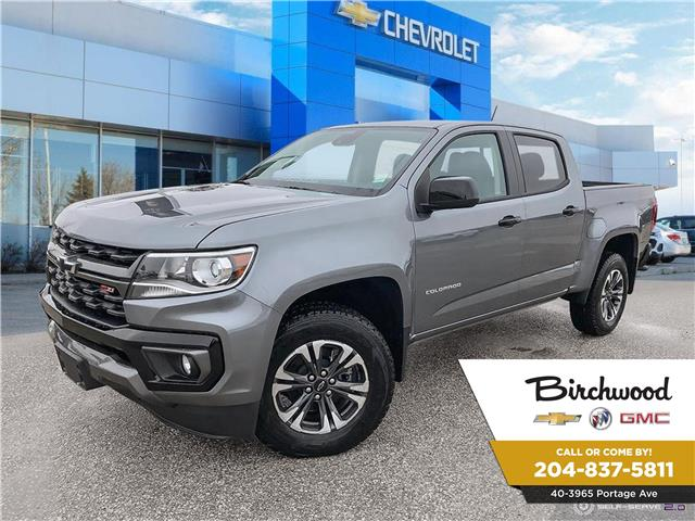 2021 Chevrolet Colorado Z71 (Stk: G21046) in Winnipeg - Image 1 of 27
