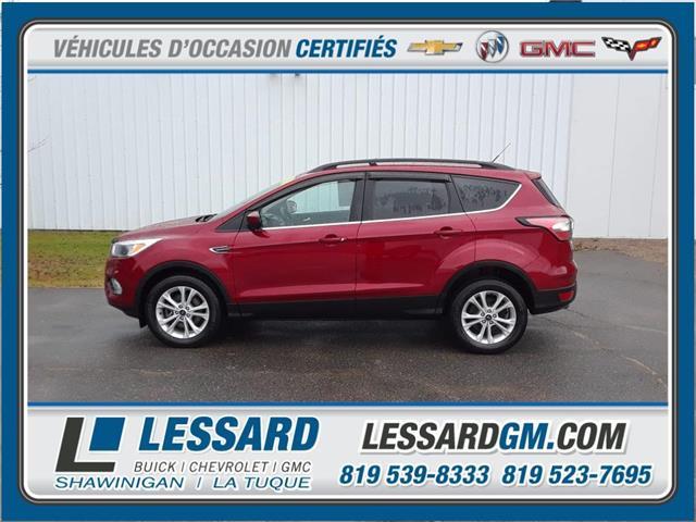 2018 Ford Escape SE (Stk: L21-013AL) in Shawinigan - Image 1 of 29