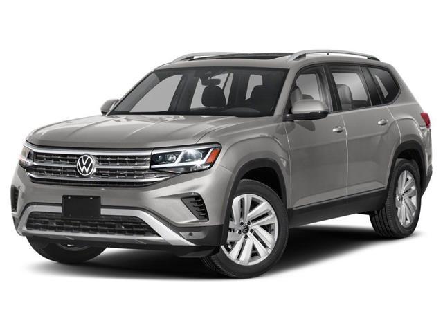 2021 Volkswagen Atlas 3.6 FSI Execline (Stk: 322SVN) in Simcoe - Image 1 of 9