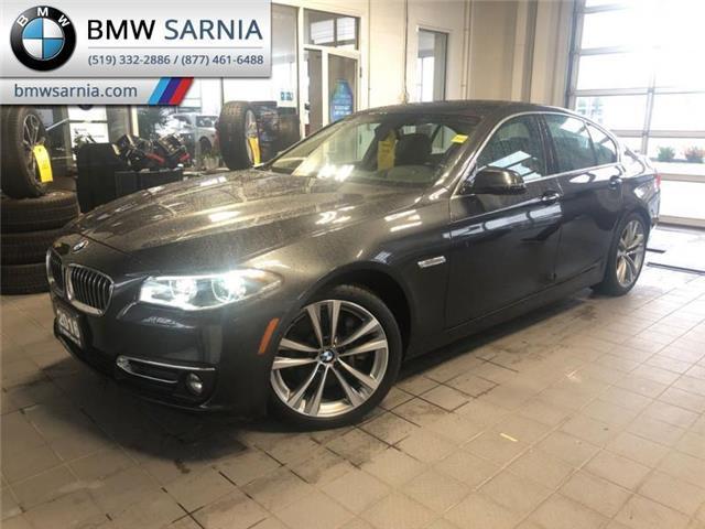 2016 BMW 535i xDrive (Stk: BU777) in Sarnia - Image 1 of 21