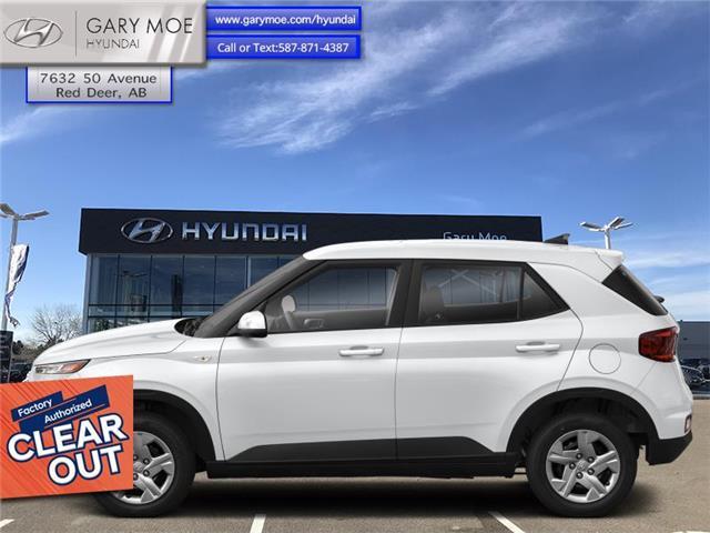 2021 Hyundai Venue ESSENTIAL (Stk: 1VN4302) in Red Deer - Image 1 of 1