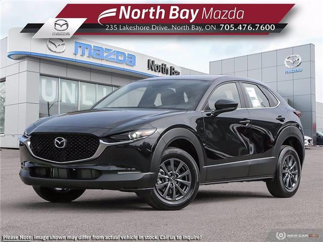 2021 Mazda CX-30 GX (Stk: 2101) in North Bay - Image 1 of 23