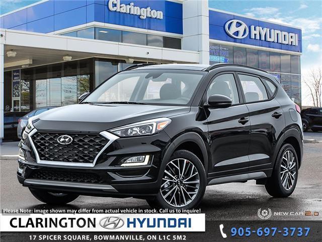 2021 Hyundai Tucson Preferred w/Trend Package (Stk: 20693) in Clarington - Image 1 of 24