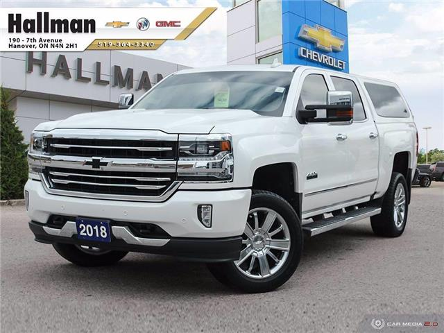 2018 Chevrolet Silverado 1500 High Country (Stk: 20349A) in Hanover - Image 1 of 25