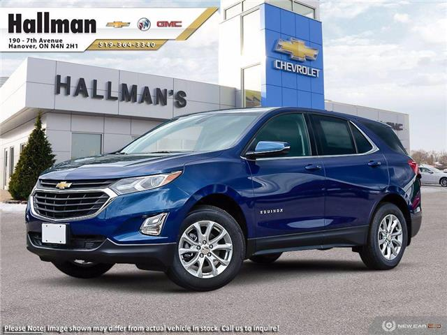 2021 Chevrolet Equinox LT (Stk: 21054) in Hanover - Image 1 of 23