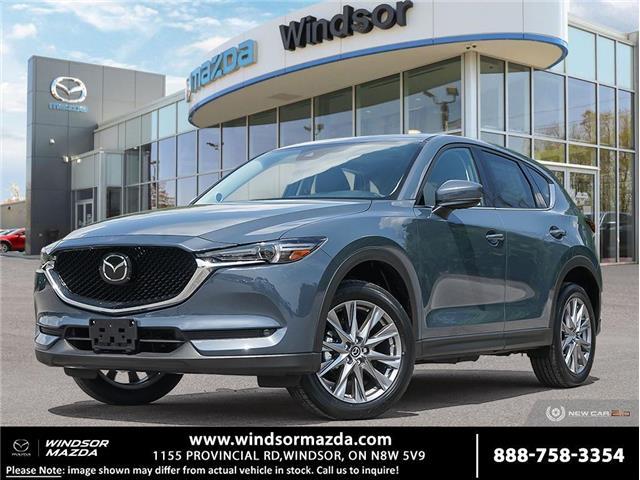 2021 Mazda CX-5 GT (Stk: C55320) in Windsor - Image 1 of 23