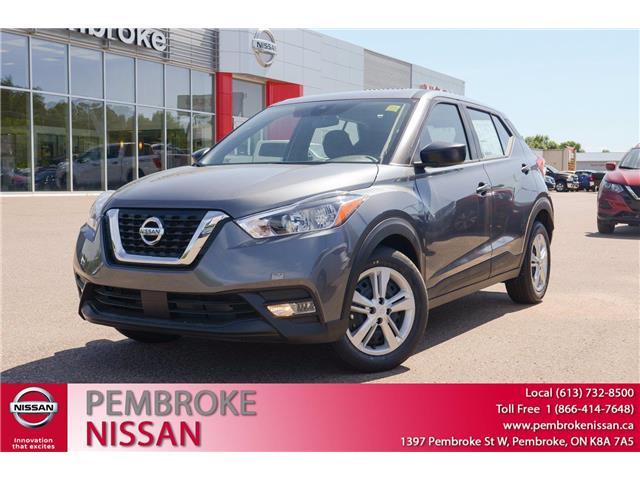 2020 Nissan Kicks S (Stk: 20193) in Pembroke - Image 1 of 26
