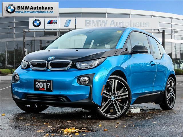 2017 BMW i3 Base w/Range Extender (Stk: P9859) in Thornhill - Image 1 of 30