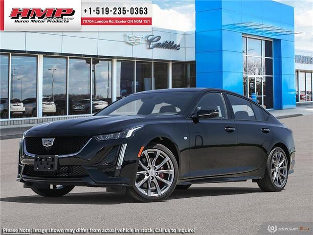 2020 Cadillac CT5 Sport (Stk: 88303) in Exeter - Image 1 of 11
