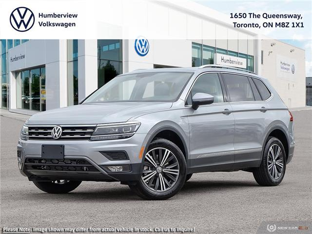 2020 Volkswagen Tiguan Highline (Stk: 98200) in Toronto - Image 1 of 23