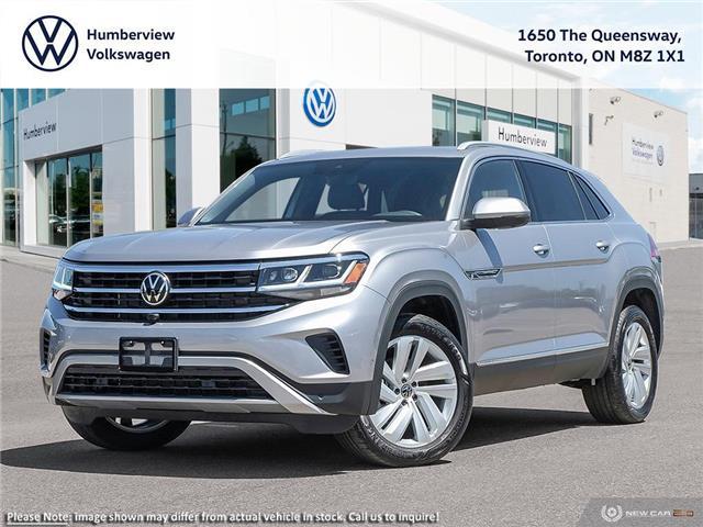 2020 Volkswagen Atlas Cross Sport 3.6 FSI Execline (Stk: 98204) in Toronto - Image 1 of 23