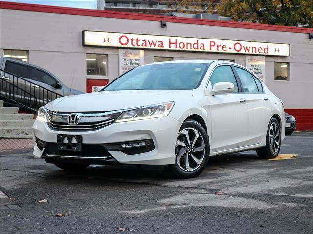 2017 Honda Accord SE (Stk: H86310) in Ottawa - Image 1 of 27