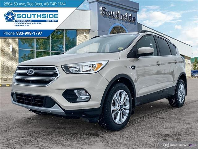 2017 Ford Escape SE (Stk: W20134AA) in Red Deer - Image 1 of 25