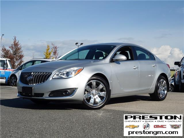 2017 Buick Regal Base (Stk: 9001061) in Langley City - Image 1 of 29