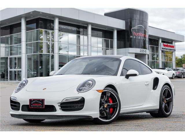 2014 Porsche 911 Turbo (Stk: 20HMS1158) in Mississauga - Image 1 of 25