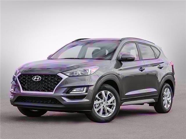 2020 Hyundai Tucson Preferred w/Sun & Leather Package (Stk: D01076) in Fredericton - Image 1 of 23