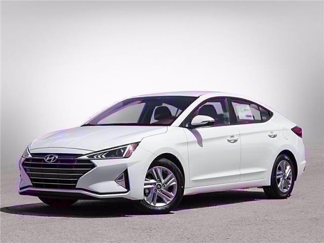 2020 Hyundai Elantra Preferred (Stk: D00955) in Fredericton - Image 1 of 23