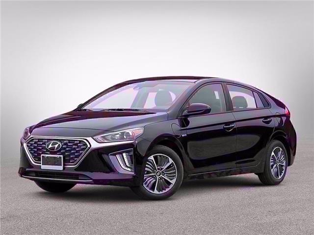 2020 Hyundai Ioniq Plug-In Hybrid Preferred (Stk: D01078) in Fredericton - Image 1 of 22