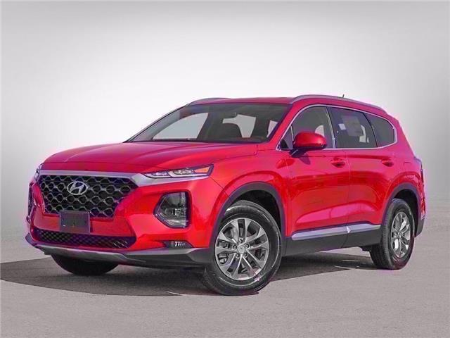 2020 Hyundai Santa Fe Essential 2.4  w/Safety Package (Stk: D01143) in Fredericton - Image 1 of 23