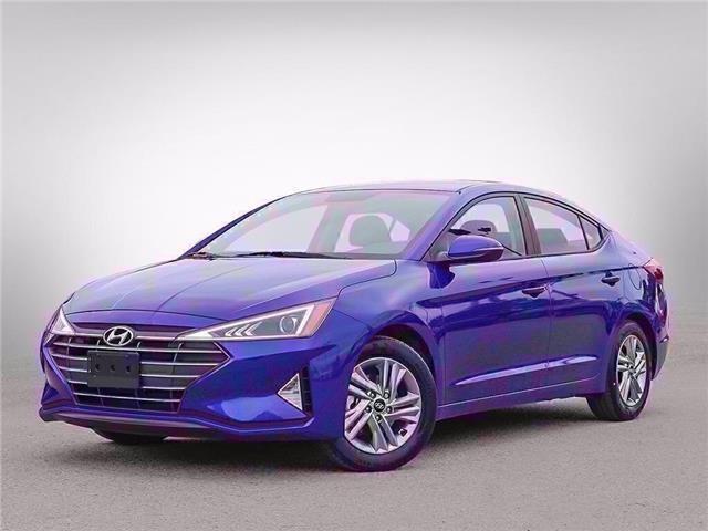 2020 Hyundai Elantra Preferred (Stk: D01049) in Fredericton - Image 1 of 23