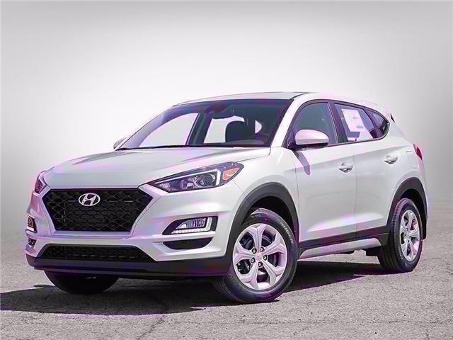 2020 Hyundai Tucson Preferred (Stk: D00793) in Fredericton - Image 1 of 23