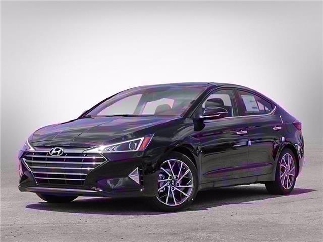 2020 Hyundai Elantra Luxury (Stk: D01111) in Fredericton - Image 1 of 23