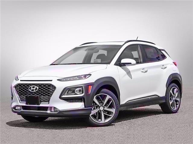 2020 Hyundai Kona Ultimate (Stk: D00276) in Fredericton - Image 1 of 23