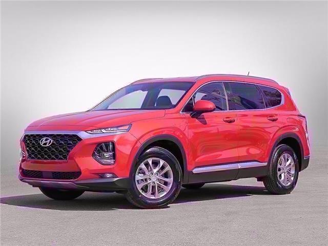 2020 Hyundai Santa Fe Preferred 2.4 (Stk: D01142) in Fredericton - Image 1 of 23