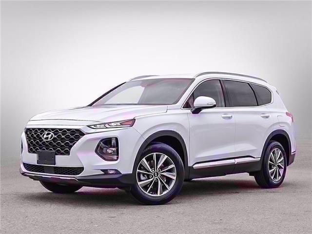 2020 Hyundai Santa Fe Preferred 2.4 (Stk: D01119) in Fredericton - Image 1 of 11