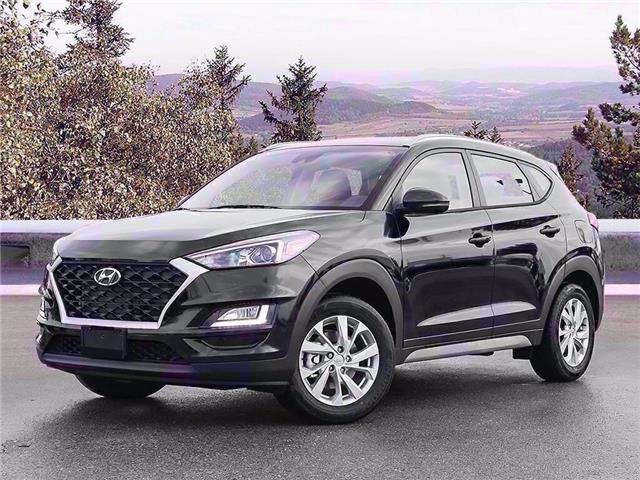 2020 Hyundai Tucson Preferred w/Sun & Leather Package (Stk: D01165) in Fredericton - Image 1 of 23